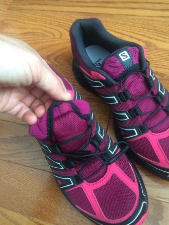 design de qualité 19c22 f7c79 Salomon XT Taurus Trail Running Shoe Review   GO FIT LIFE!